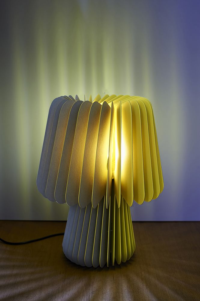 Beam Table Lamp  by Lane