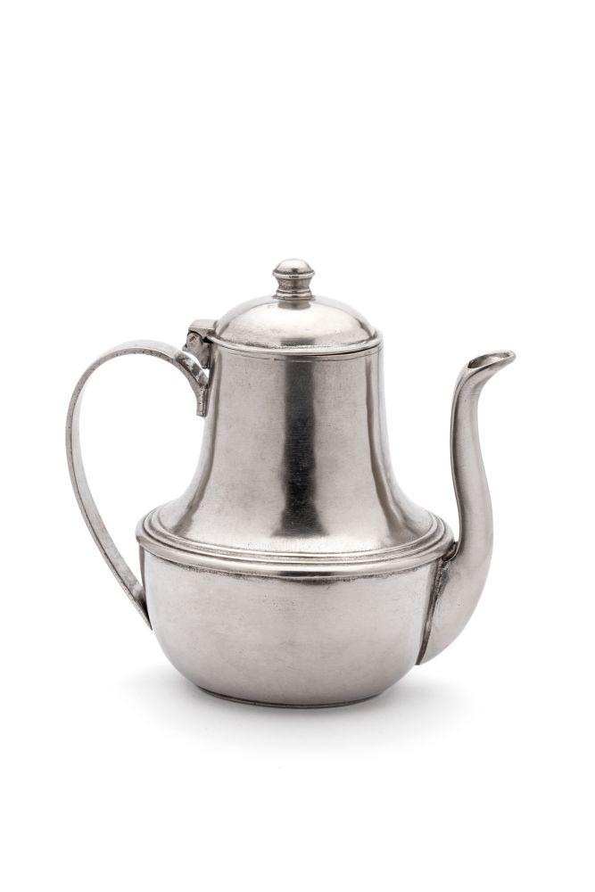 Pewter Coffee Pot by Eligo