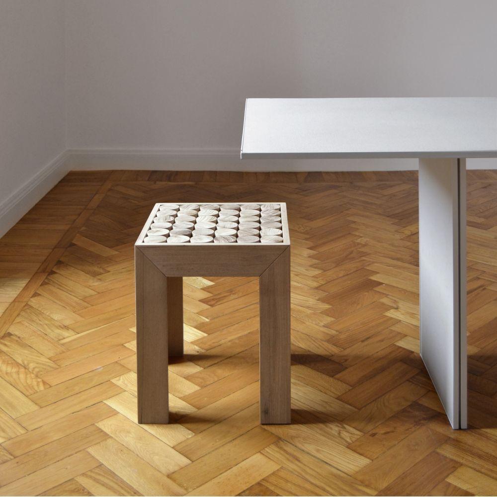 Sofia Bedside Table/Stool by mg12