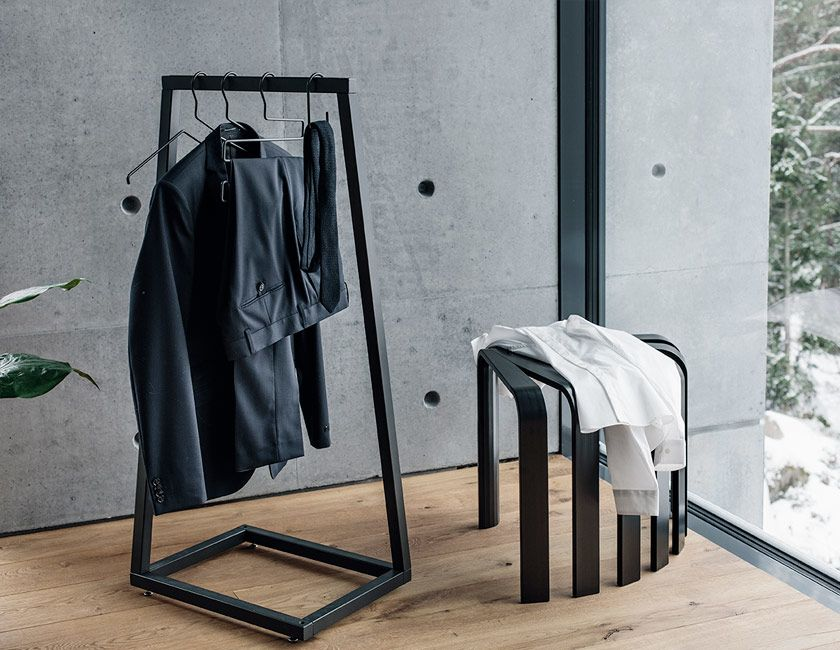 Lume coat stand mini by BEdesign