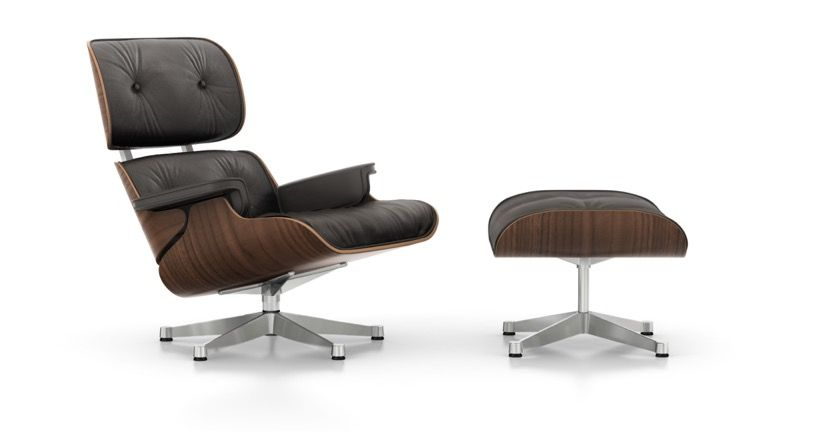 Eames Lounge Chair by Vitra