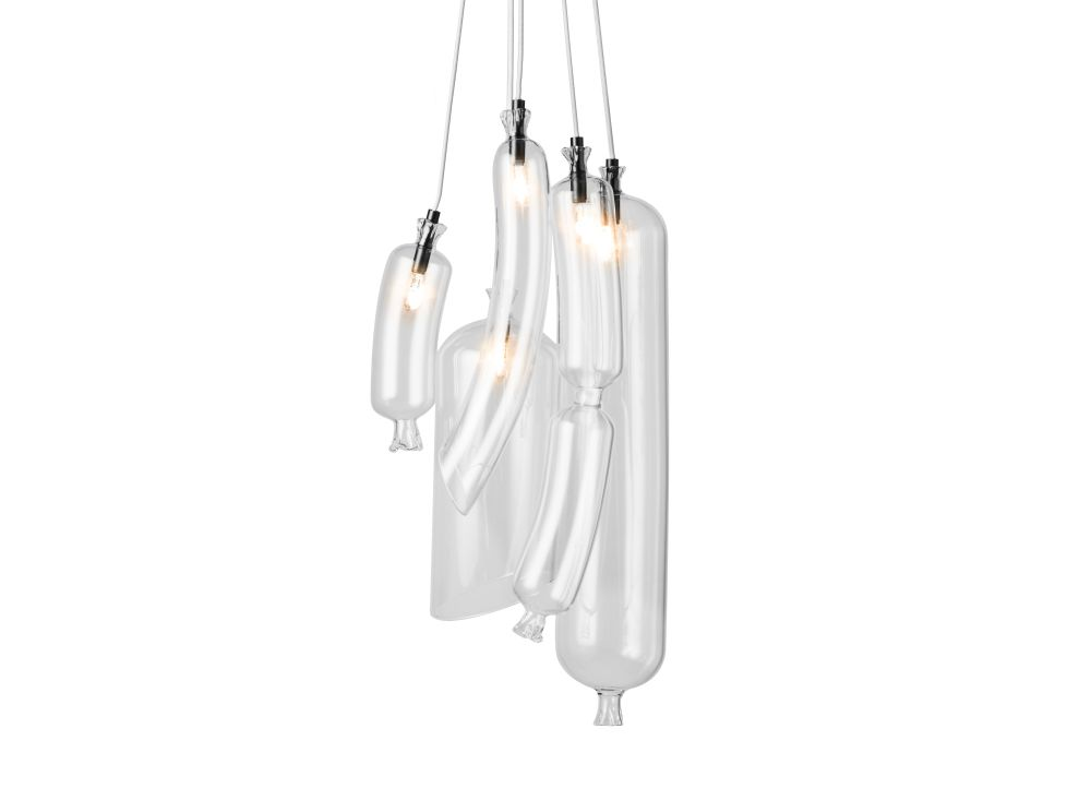 So-sage Pendant Light - Set of 5 by Petite Friture