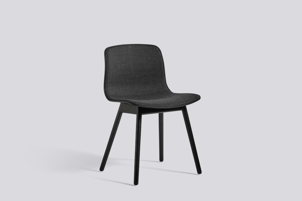 About A Chair AAC12 with front upholstery by Hay