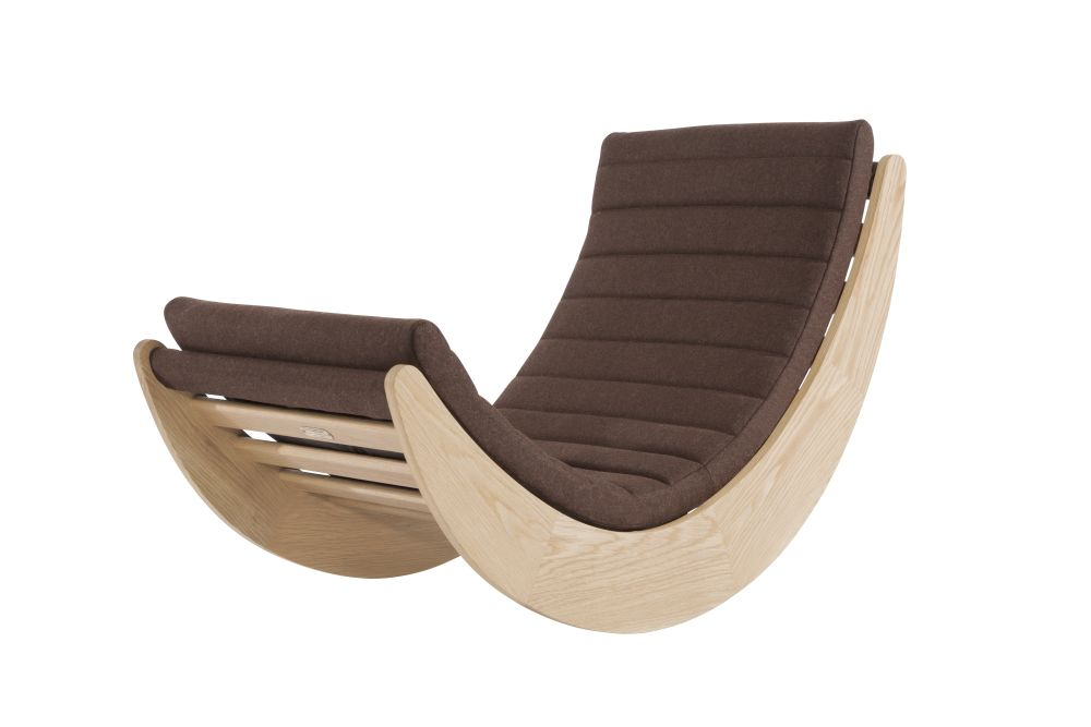 Relaxer One Chair by NORR11 by NORR11