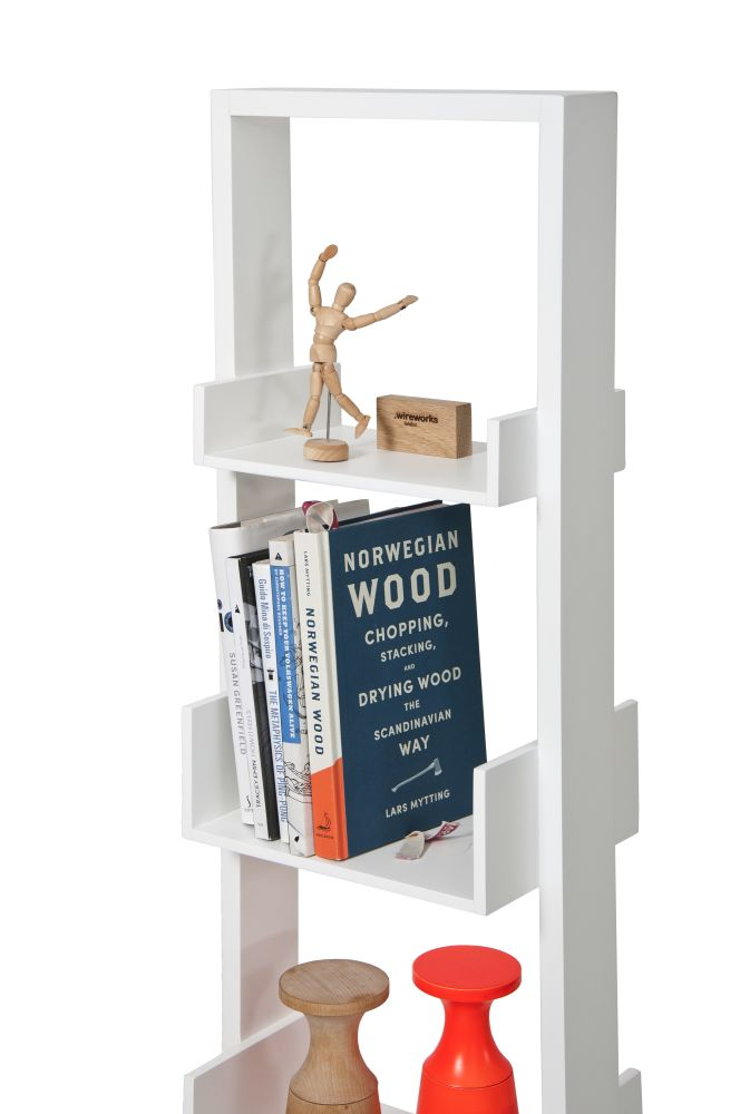 Book case by Wireworks