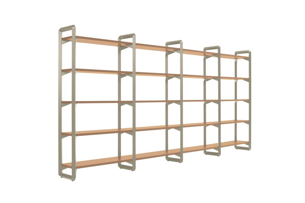 Bloom Height 186 Bookshelf by Casamania