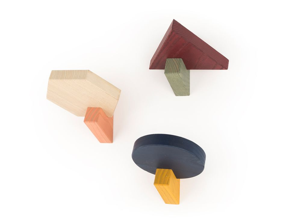 DADO WALL HOOKS by MOXON London