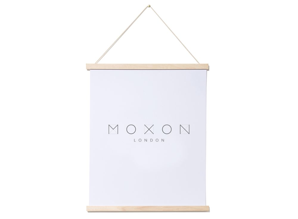 Magnetic Print Frame by MOXON London