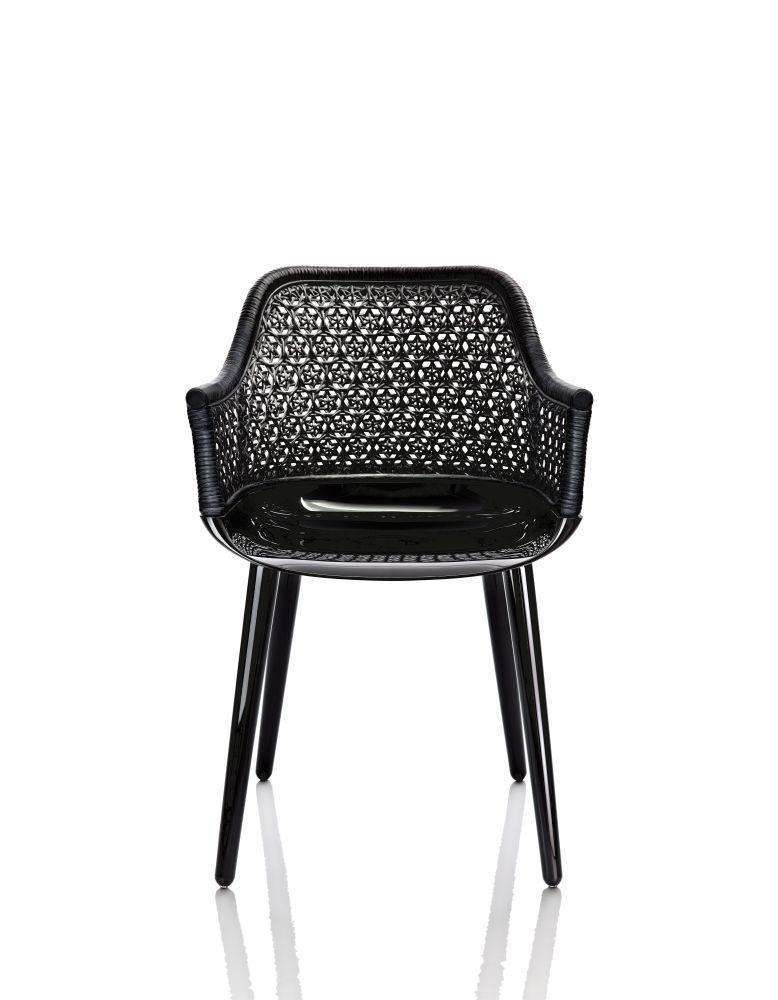 Cyborg Elegant Armchair by Magis Design