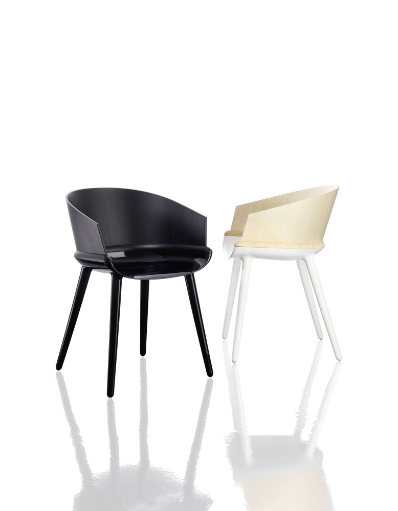 Cyborg Ply Armchair by Magis Design