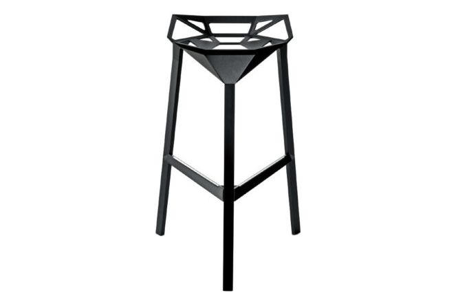 Stool One - Stacking, Set of 2 by Magis Design