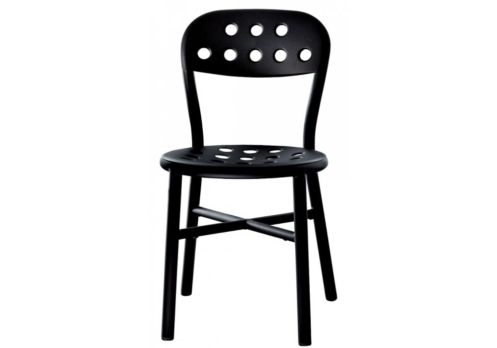 Pipe Chair - Stacking, Set of 2 by Magis Design