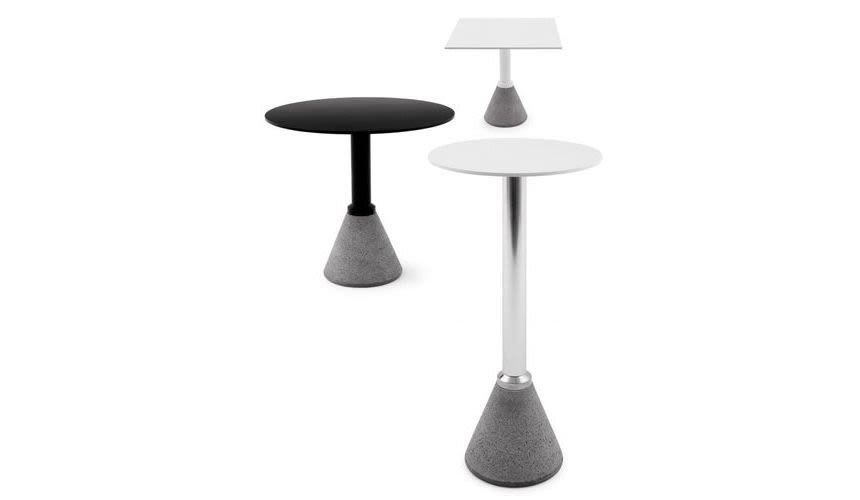 Table One Bistrot - Round by Magis Design