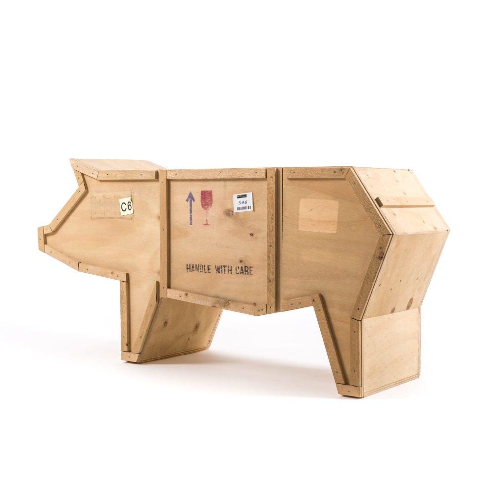 Sending Pig by Seletti