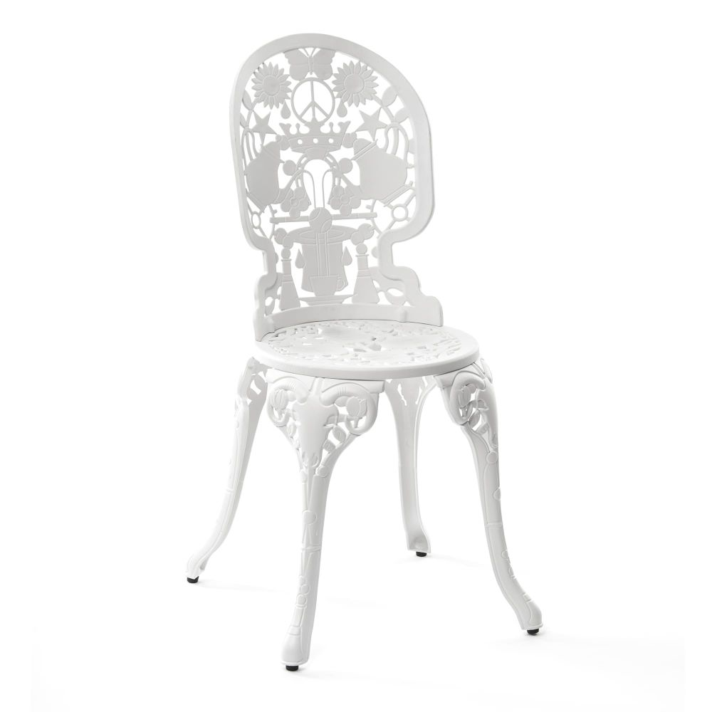 Industry Aluminium Chair by Seletti