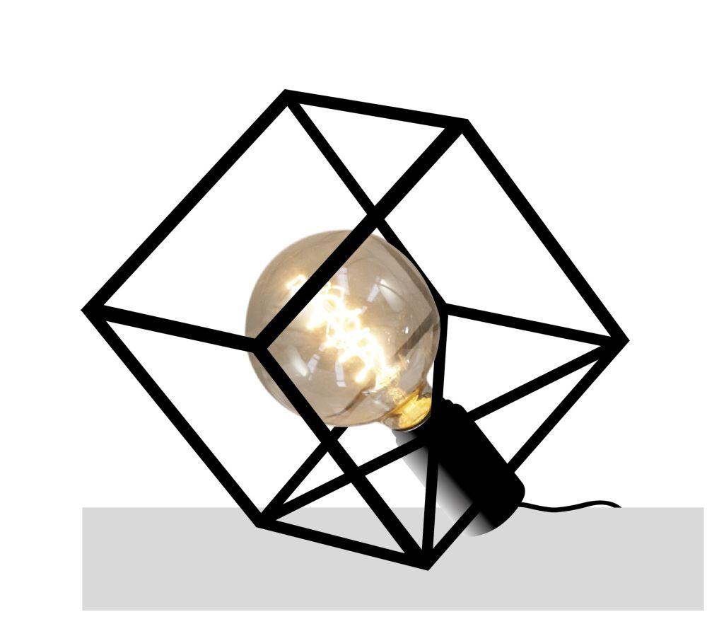 Paradice Naked Table Lamp/Pendant Light by Dyberg Larsen