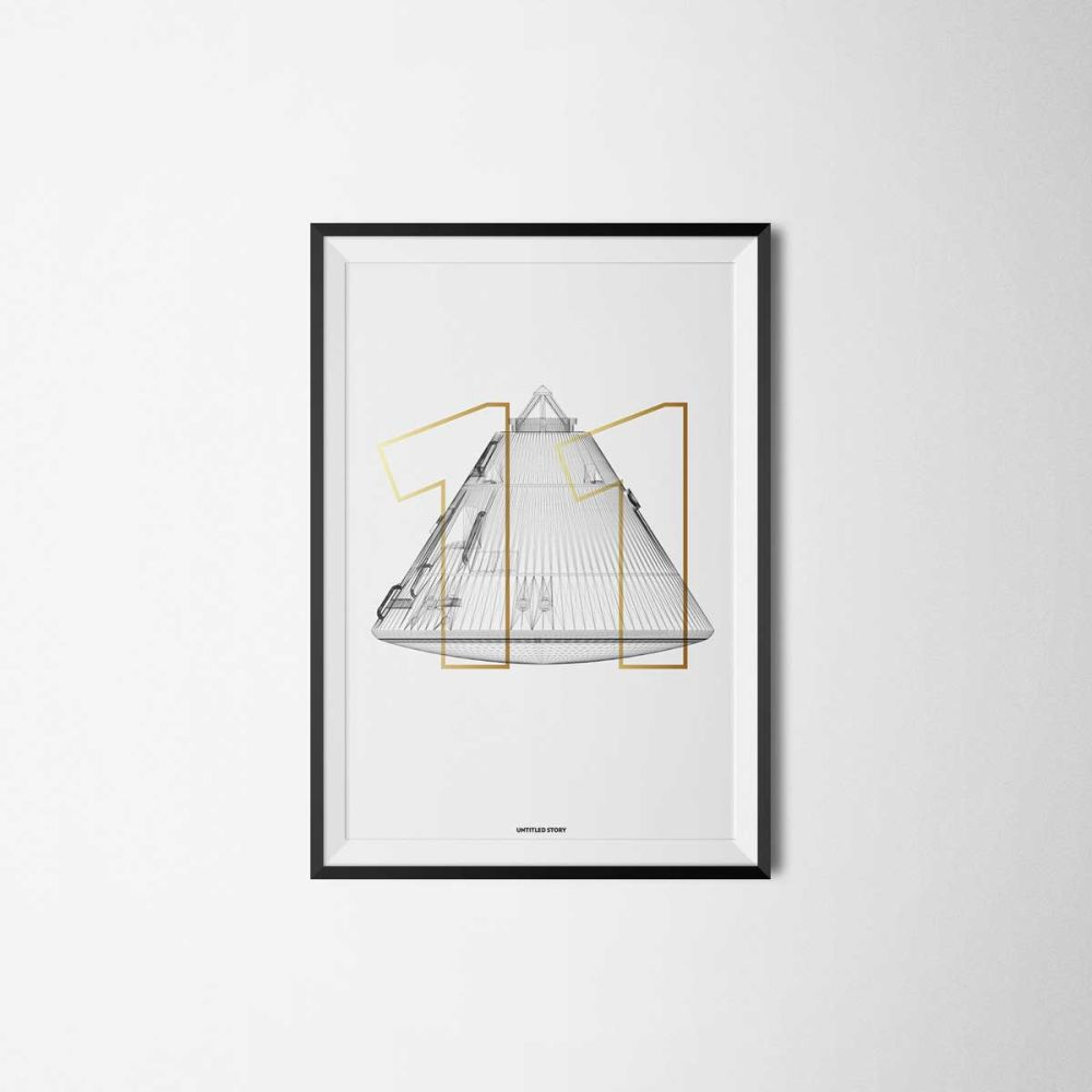 Apollo 11 by UNTITLED STORY