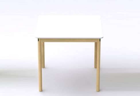 Trattoria Dining Table - Square by Magis Design