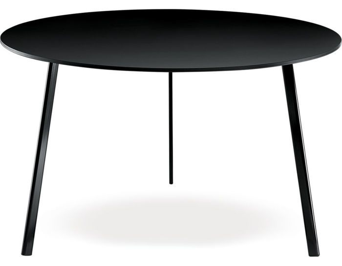 Striped Dining Table - Round by Magis Design