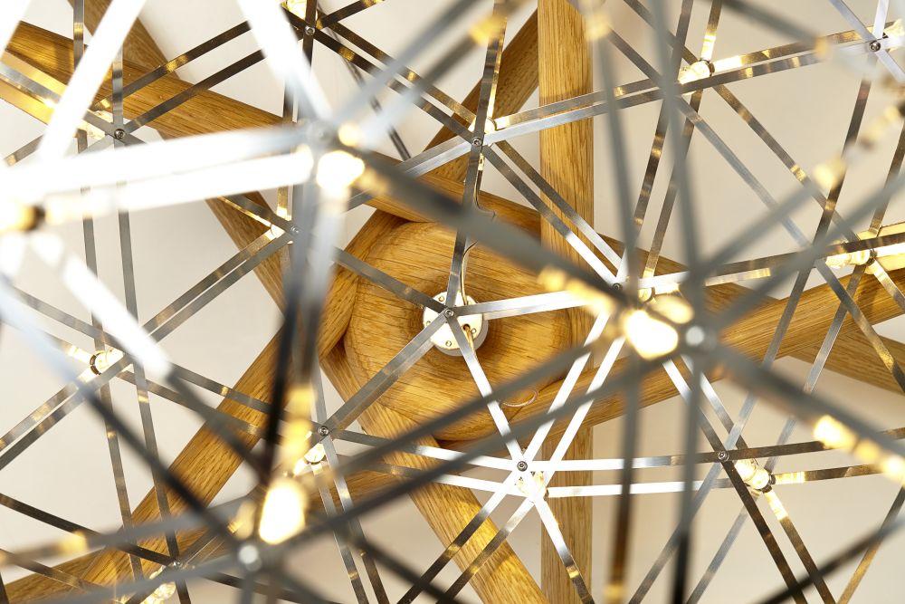 Raimond Tensegrity Floor Lamp by moooi