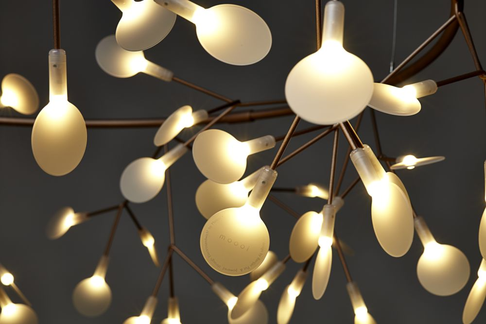 Heracleum Small Big O Pendant Light by moooi