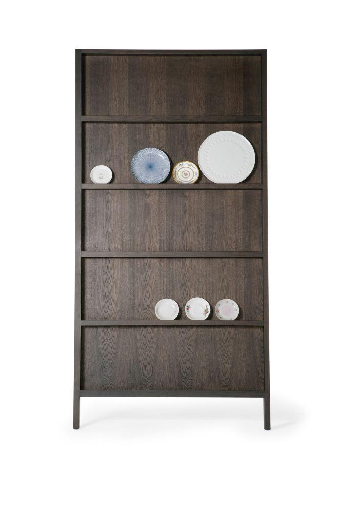 Oblique Book Shelf by moooi