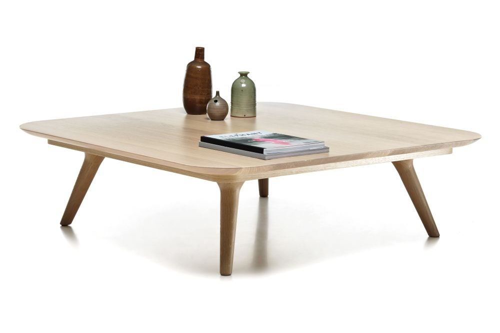 Zio Coffee Table - Square by moooi