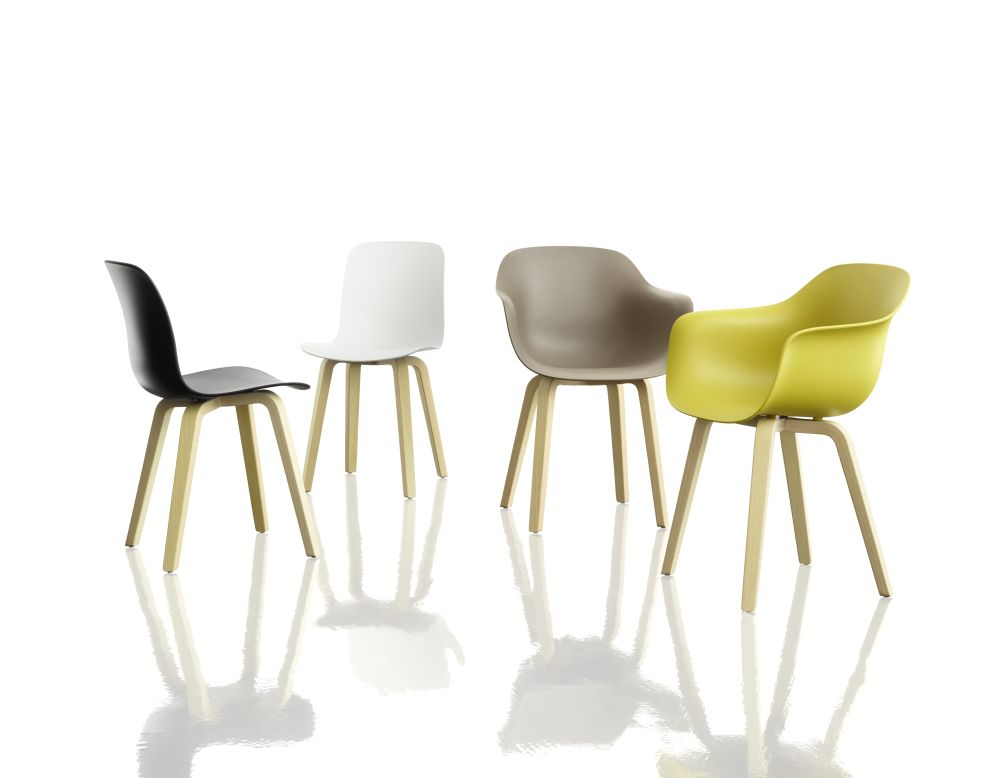 Substance Armchair by Magis Design