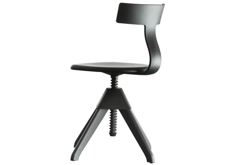 Tuffy Swivel Chair - The Wild Bunch by Magis Design