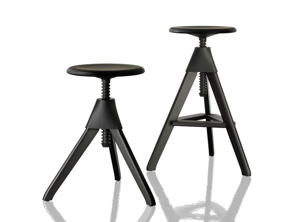 Jerry Swivel Stool - The Wild Bunch by Magis Design