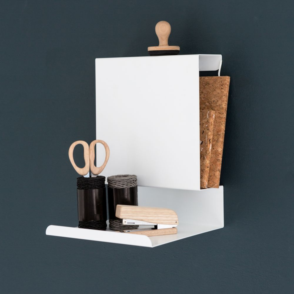 Ledge:able Shelf by Anne Linde