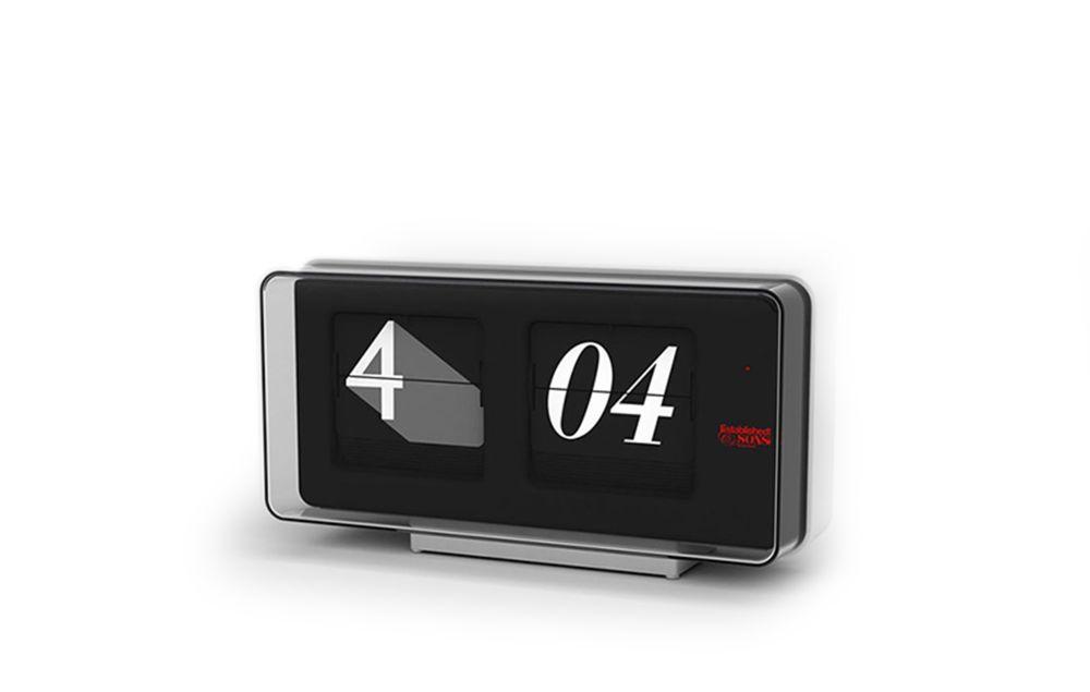 Font Clock G100 - Set of 4 by Established & Sons