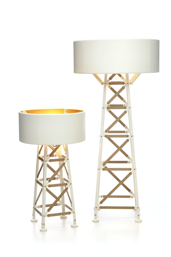 Construction Floor Lamp by moooi