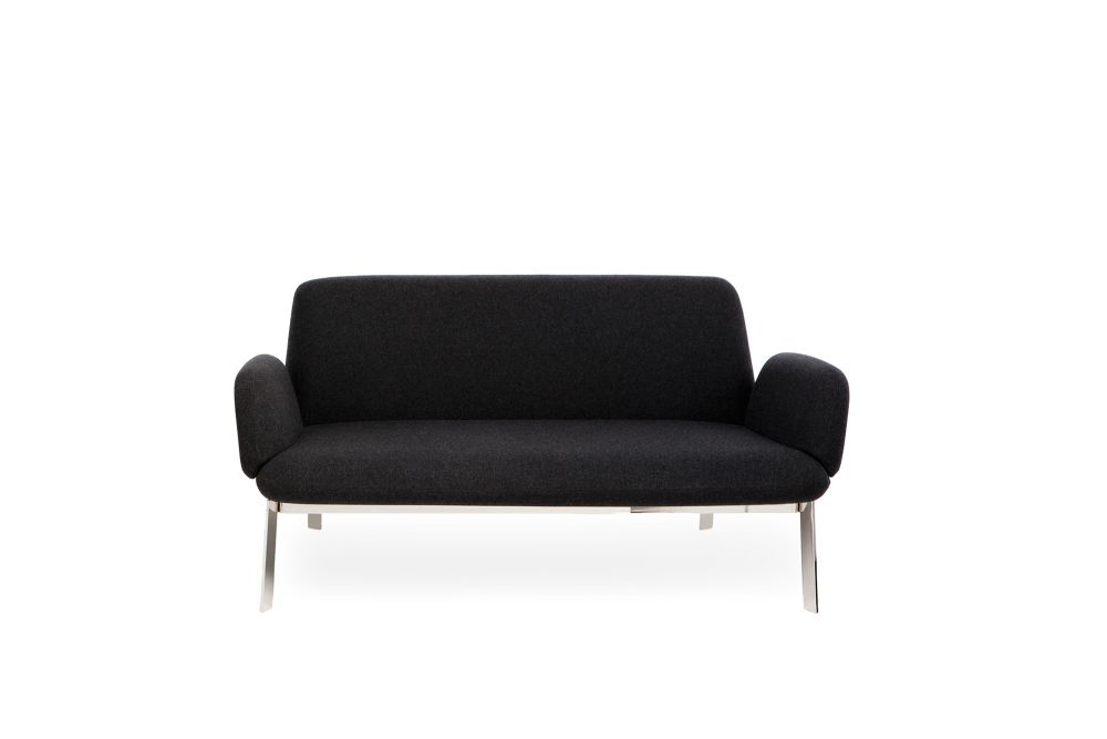 Easy Sofa with Arms by Established & Sons