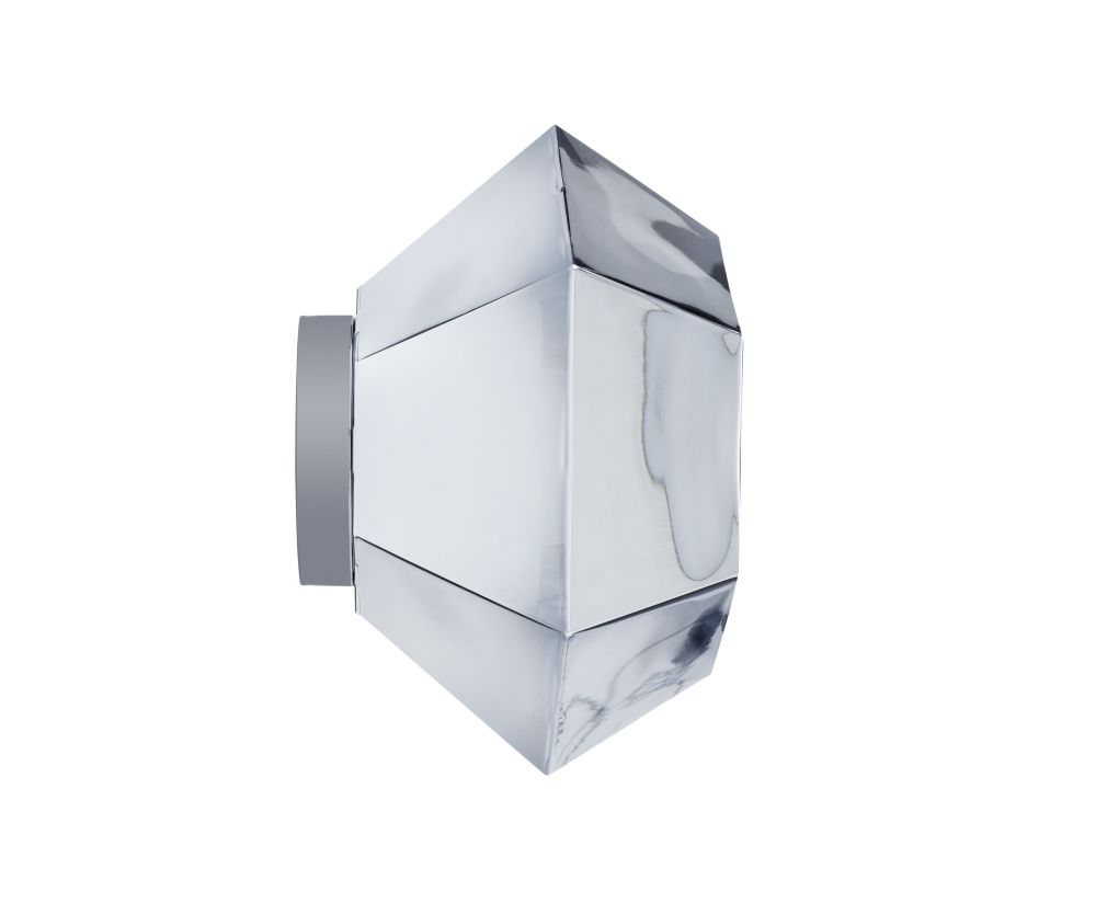 Cut Surface Wall Light by Tom Dixon