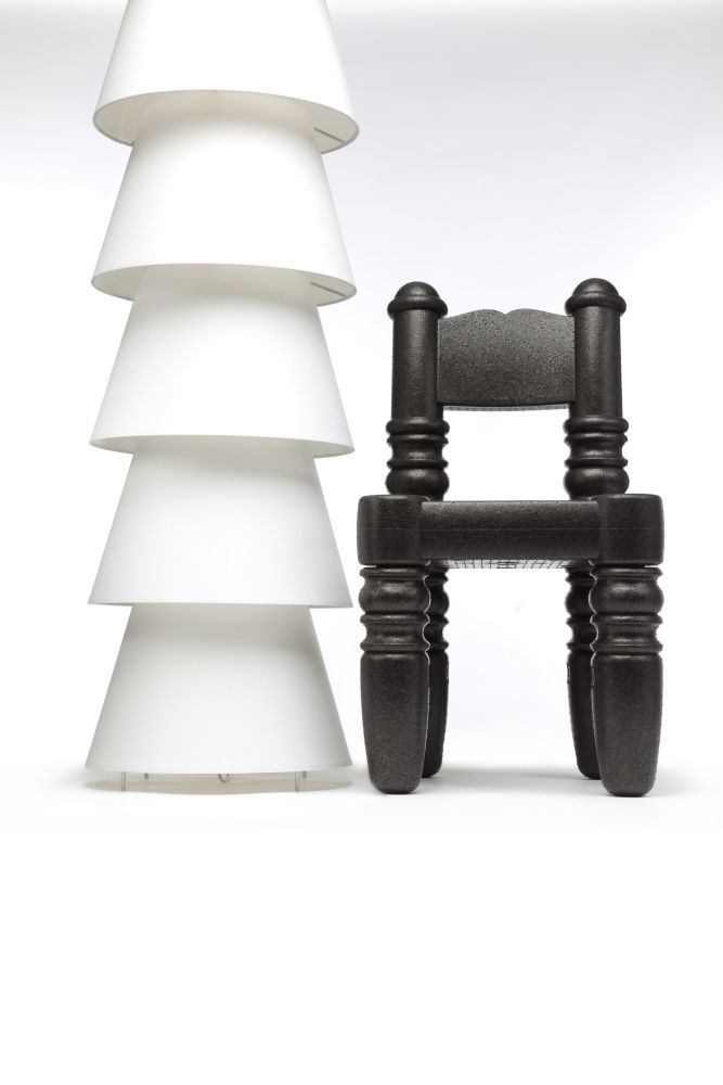 Set Up Shades Floor Lamp by moooi