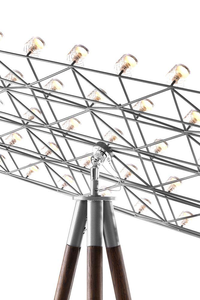Space-Frame Floor Lamp by moooi