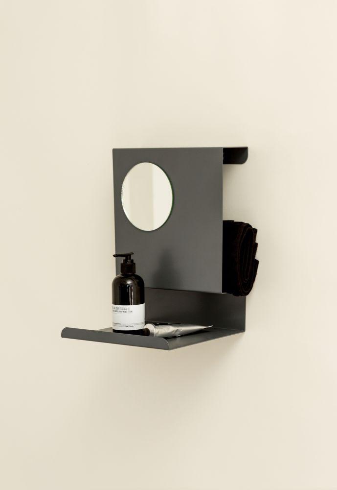 Mirror round by Anne Linde