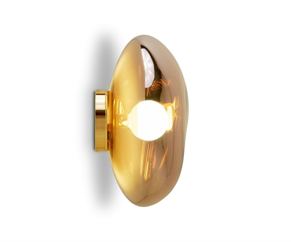 Melt Surface Wall Light by Tom Dixon