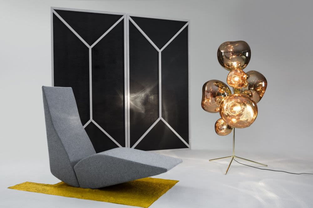 Melt Stand Chandelier By Tom Dixon Clippings