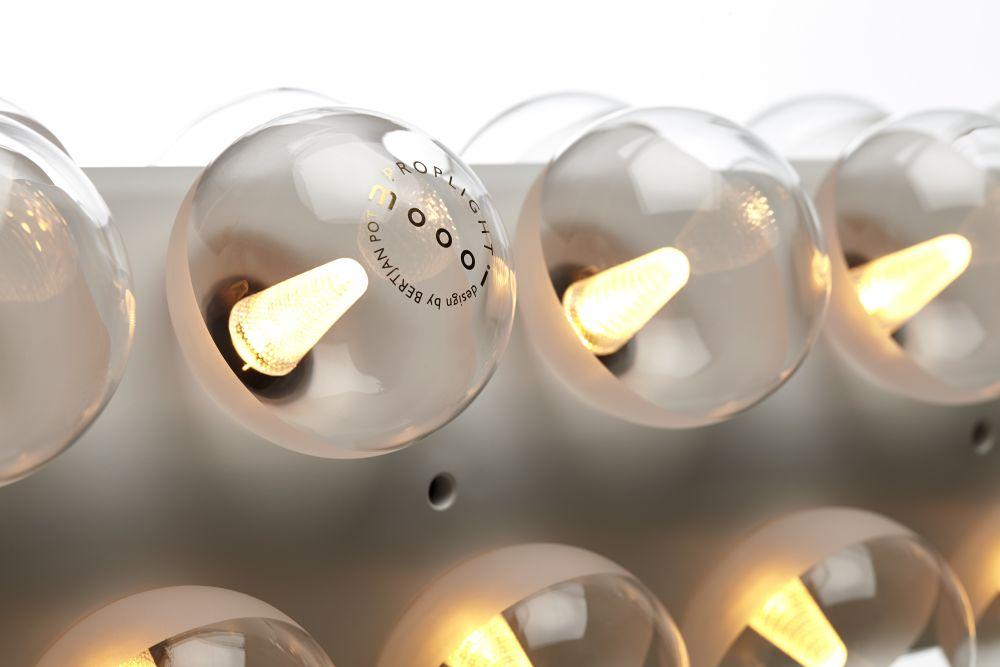 Prop Pendant Light - Double, Vertical by moooi