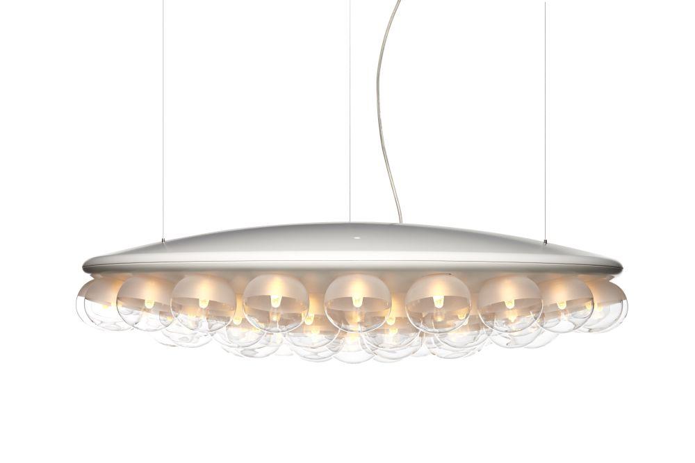 Prop Pendant Light - Single, Round by moooi