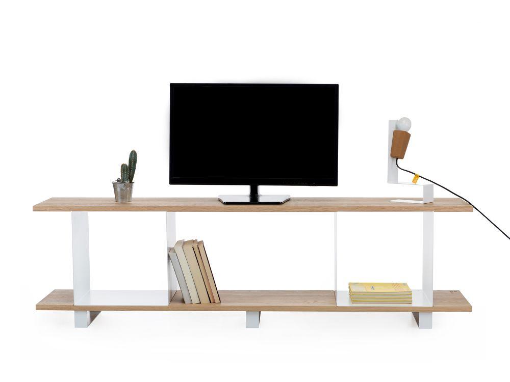 Qubik shelf by GALULA