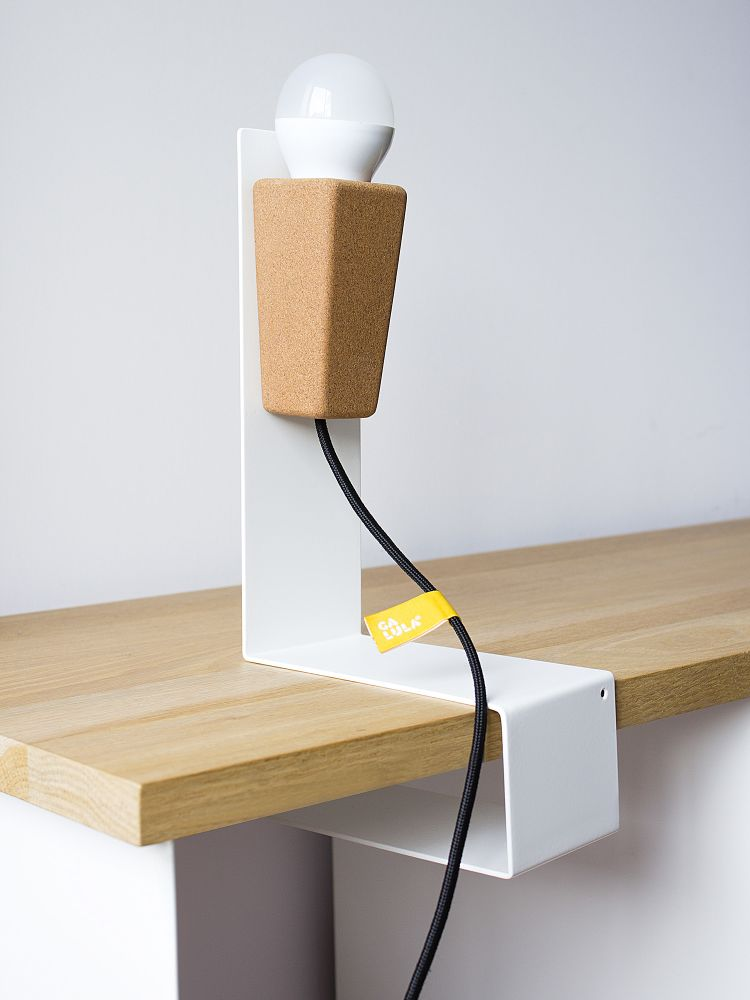 Glint #1 Desk Lamp by GALULA
