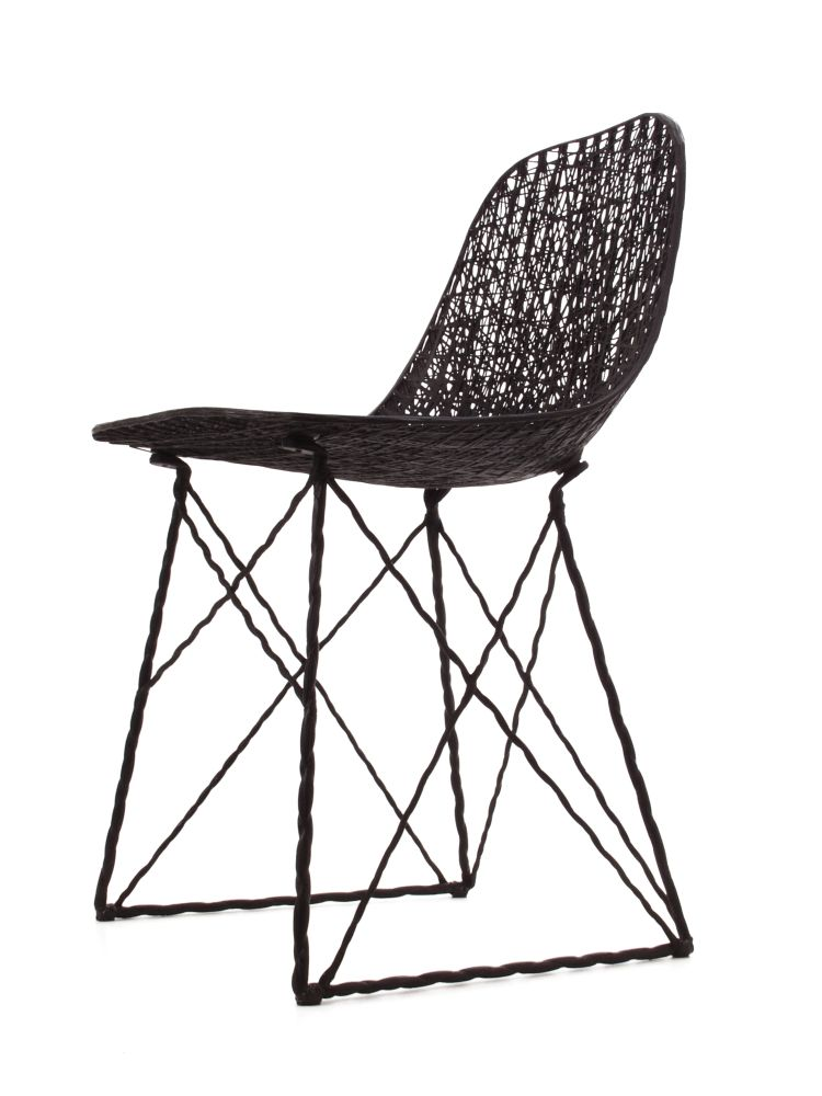 Carbon Dining Chair by moooi