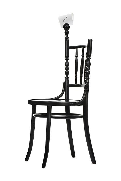 Extension Dining Chair by moooi