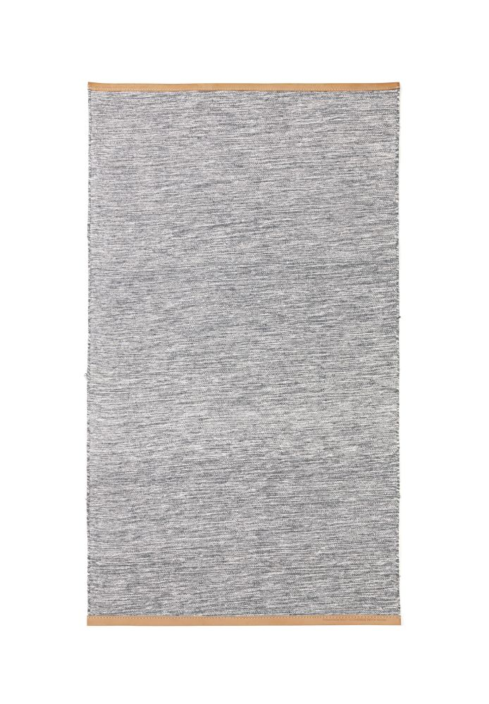 Björk Long Rug Light Grey 70x130 Cm By Design House Stockholm