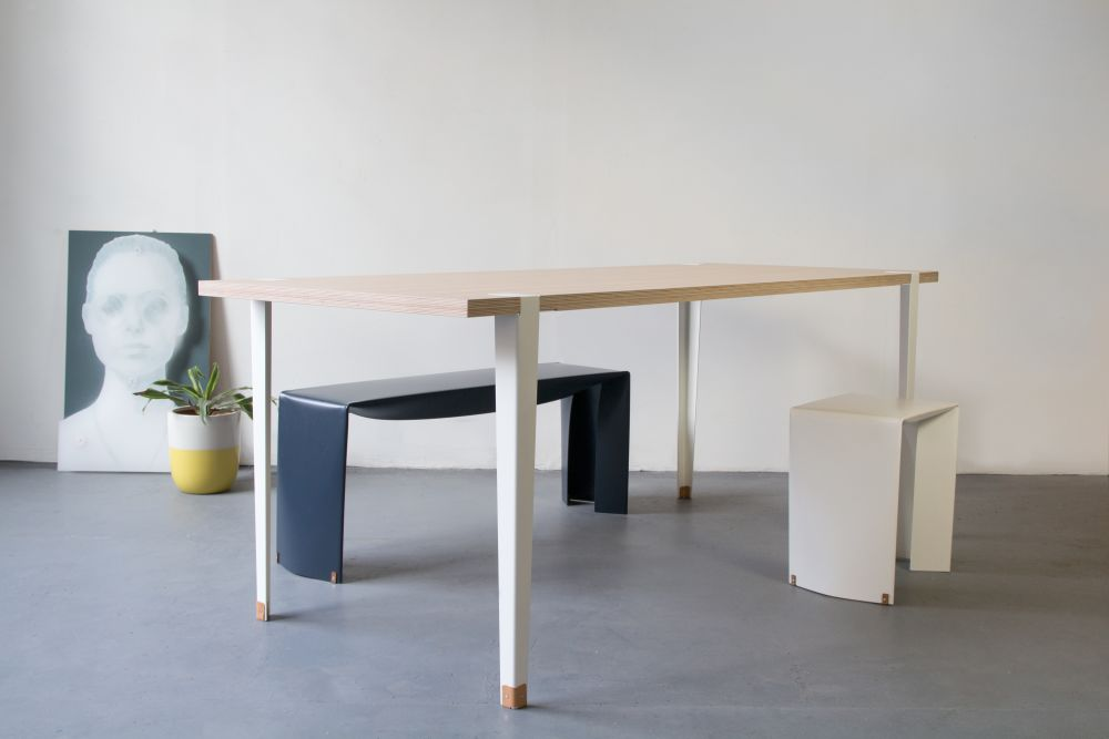 Klaus Dining Table by Space for Design