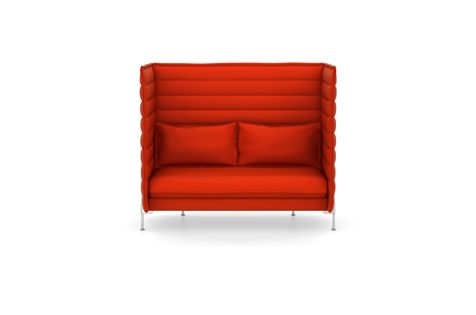 Alcove Highback Two-Seater by Vitra