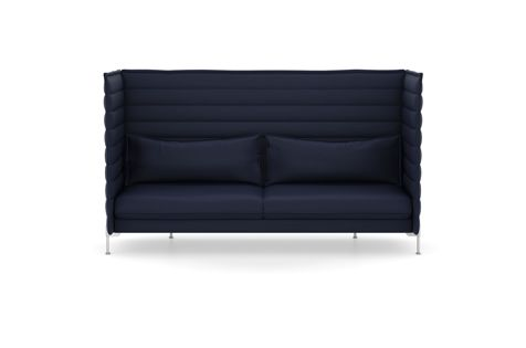 Alcove Highback Three-Seater by Vitra